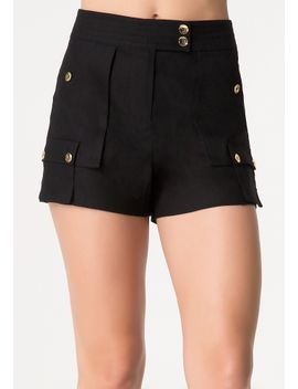 soft-cargo-shorts by bebe