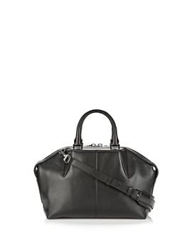 emile-doctor-satchel-in-black-with-rhodium by alexander-wang