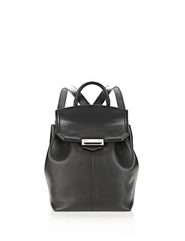 prisma-backpack-in-black-with-rhodium by alexander-wang