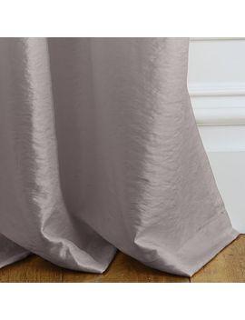 luxe-curtain---zinc by west-elm