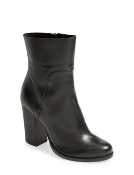 recall-leather-bootie by maxstudio