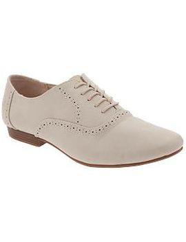 womens-wingtip-oxfords by old-navy