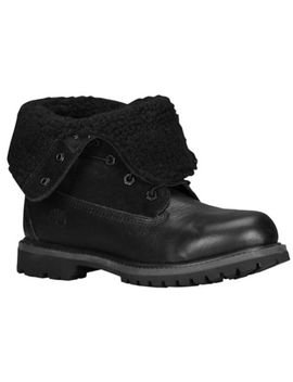 timberland-teddy-fleece-fold-down-boots---womens by timberland