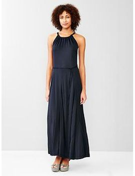 panel-maxi-dress by gap