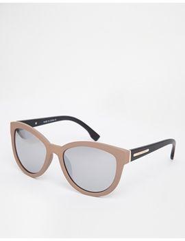 river-island-iggy-mirror-sunglasses by river-island
