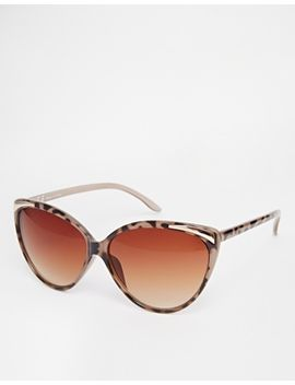 river-island-claudia-metal-insert-sunglasses by river-island