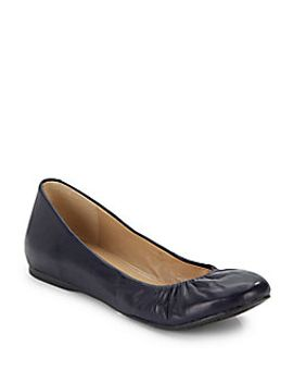 angiee-leather-hidden-wedge-flats by saks-fifth-avenue