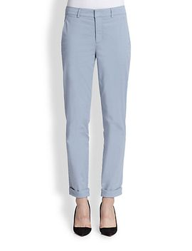 boyfriend-fit-straight-leg-pants by vince