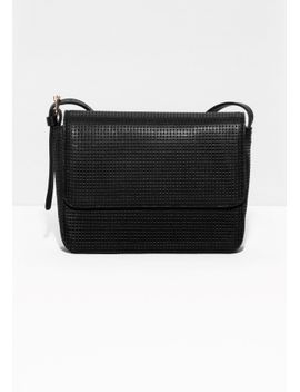 clare-vivier-leather-shoulder-bag by &-other-stories