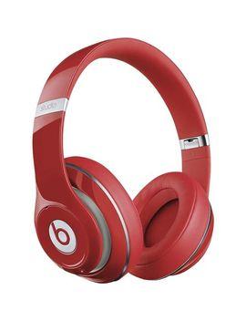 beats-studio-wireless-on-ear-headphones---red by beats-by-dr-dre