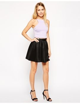 asos-mini-skater-skirt by asos-collection