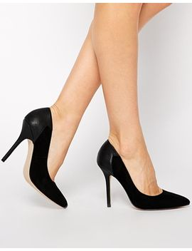 asos-playing-with-fire-pointed-high-heels by asos-collection