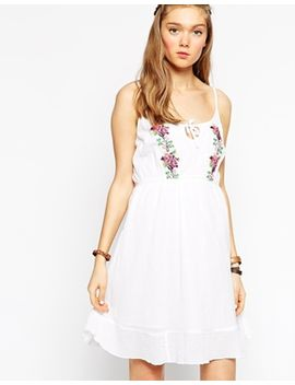 diya-embroidered-dress by casual-dress