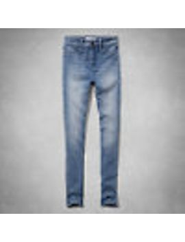 cara-high-rise-jean-legging by abercrombie-&-fitch