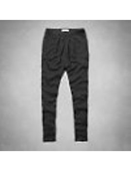 pleated-harem-pants by abercrombie-&-fitch