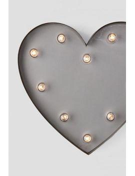 silver-heart-marquee-light by francescas
