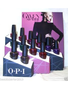 opi-gwen-stefani-holiday-classic-shades-2014---6-full-size-15ml-bottles by ebay-seller