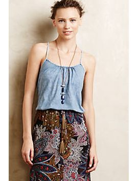 ansel-loopback-tank by anthropologie