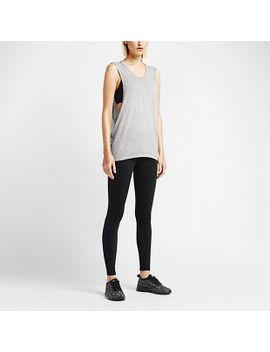 womens-muscle-tank-top by nike