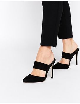 asos-photogram-pointed-mules by asos-collection