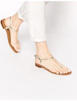 carvela-barbados-toe-post-flat-sandals by carvela