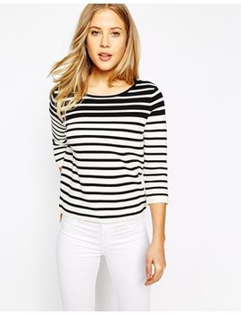 oasis-stripe-compact-top by oasis