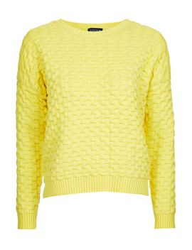 3d-stitch-jumper by topshop