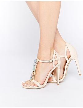 asos-heat-of-the-moment-heeled-sandals by asos-collection