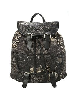 harry-potter-solemnly-swear-slouch-backpack by hot-topic