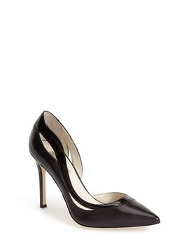 tigerlily-half-dorsay-pointy-toe-pump by bcbgeneration