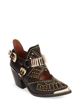 calhoun-cutout-bootie by jeffrey-campbell