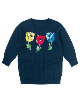 tulip-intarsia-jumper by cath-kidston