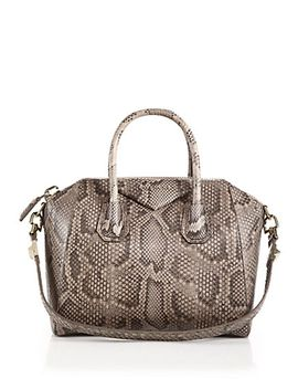antigona-small-python-satchel by givenchy