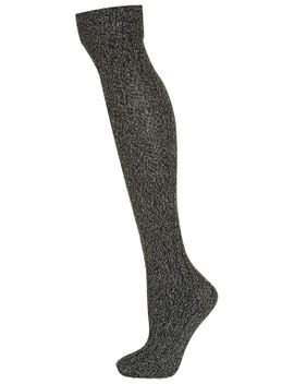 chunky-over-the-knee-socks by topshop