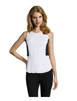 white-and-black-linen-colorblock-sleeveless-top by k