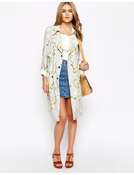 river-island-floral-soft-trench-coat by river-island