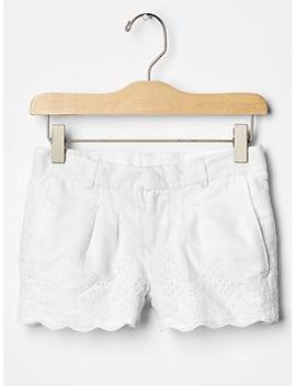eyelet-shorties by gap
