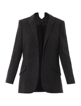 forella-wool-blazer-(199817) by theory
