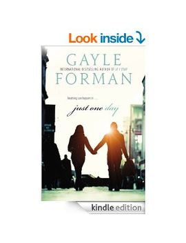 just-one-day by gayle-forman