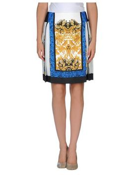 just-cavalli-knee-length-skirt---skirts-d by see-other-just-cavalli-items