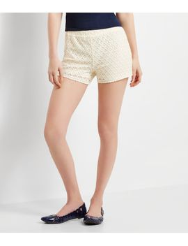 lacy-shorty-shorts by aeropostale