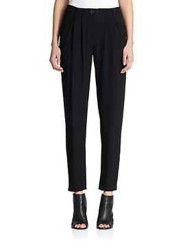 silk-relaxed-pants by eileen-fisher