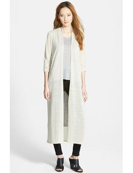 full-length-cardigan by eileen-fisher