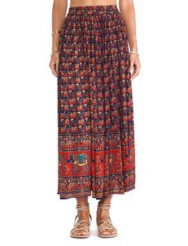 maxi-skirt by raga
