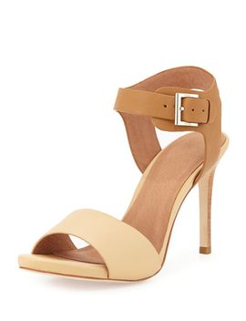 elery-naked-two-tone-sandal,-natural_cuoio by joie