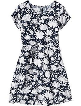girls-floral-dresses by old-navy