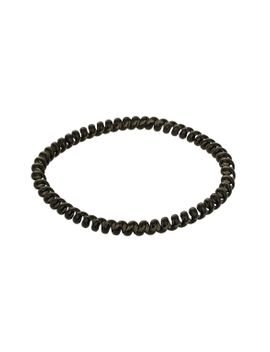 black-twisted-cord-choker by topshop
