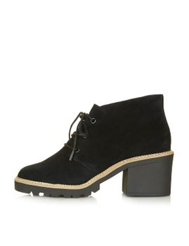 manor-suede-lace-up-ankle-boots by topshop
