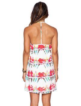spring-step-mini-dress by isla_co