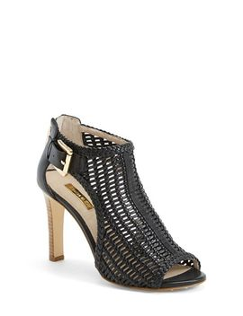 sheree-woven-leather-sandal by louise-et-cie
